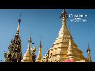 Luxury Yangon Hotel,  Chatrium Hotel Royal Lake Yangon  Extraordinary Lakeside Comfort