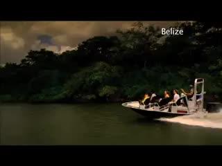 Negroman, Belice: Mystic River Resort Video