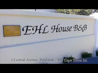 Pinelands, South Africa: EHL HOUSE IN 20 SECONDS