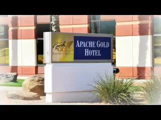 San Carlos, AZ: Apache Gold Resort Hotel