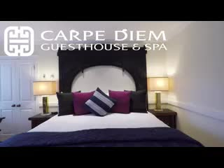 Carpe Diem Guesthouse & Spa: Ruan Ji room