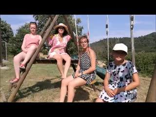 Villelaure, Γαλλία: Un été raconté par une famille de Vacanciers