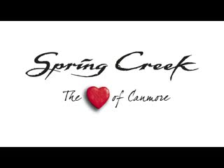 Rundle Cliffs Luxury Mountain Lodge: Spring Creek - Heart of Canmore