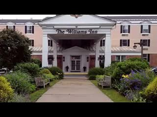 Williamstown, MA: The Williams Inn