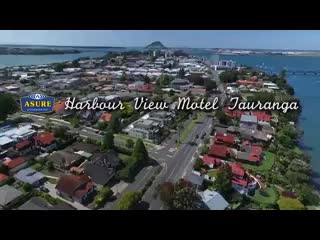 Drone Video of Asure Harbour View Motel and surrounds