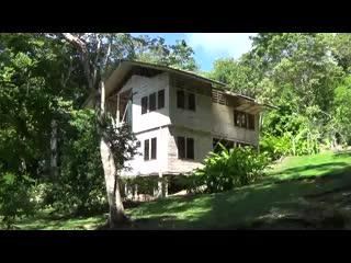 Casa Bambu Resort: Casa Sonrisa Exterior