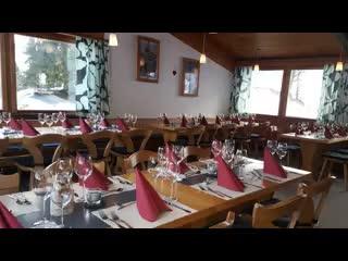 Braunwald, Ελβετία: Restaurant Uhu