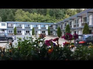 Kitimat, Canada: The Chalet Motel
