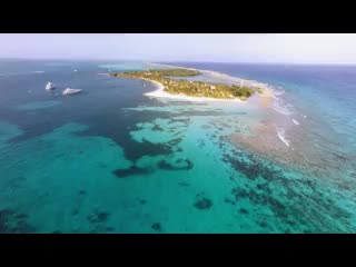 Glovers Reef Atoll, Belize: Isla Marisol Resort