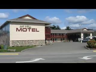 Eatonville, WA: Mill Village Motel