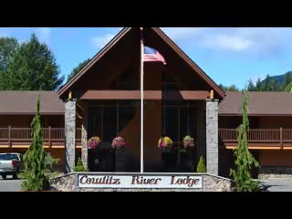 Packwood, Ουάσιγκτον: Cowlitz River Lodge