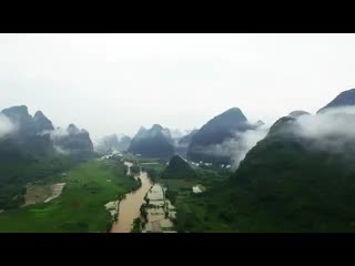 Yangshuo Mountain Retreat and Yulong River Valley - Yangshuo Guilin China