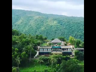 The Puncak, Lombok, mountain scenery with breathtaking ocean views