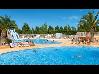 Vic-la-Gardiole, France: Camping L'Europe