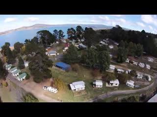 Adaminaby, Австралия: Rainbow Pines Tourist Caravan Park