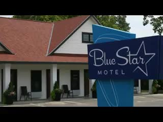 Douglas, MI: Blue Star Motel