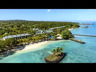 1a83b4b0a9f704 Sheraton Samoa Beach Resort - Video of Sheraton Samoa Beach Resort ...