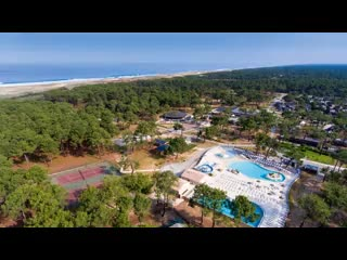 Vendays Montalivet, Prancis: Camping Atlantic Club Montalivet