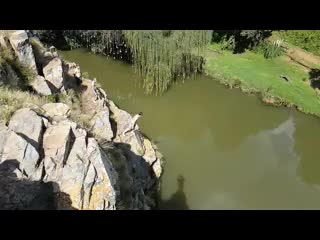 Magaliesburg, Sudáfrica: The Rock Pool Jump