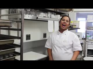 Sedgefield, South Africa: Kelly-Anne Pietersen - Executive Chef