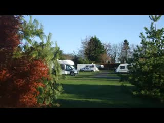 Craven Arms, UK: Greenway Touring & Glamping Park