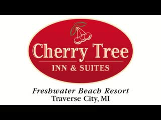 Meet Summertime at the Cherry Tree Inn & Suites in Traverse City