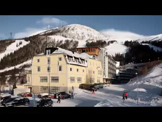 Are, Suecia: Tott Hotell Åre