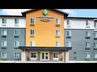 Эверетт, Вашингтон: WoodSpring Suites Seattle Everett