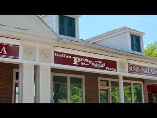Cornelius, Северная Каролина: Prosciutto's Pizzeria & Pub