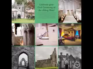 Roscommon, Irland: The Abbey Wedding Experience, hosting Weddings of Distinction since 1963.