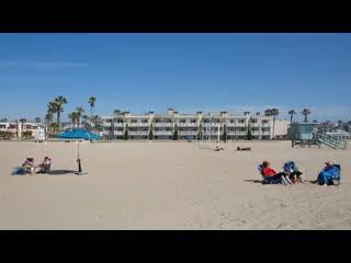 เฮอร์โมซาบีช, แคลิฟอร์เนีย: Beach House Hotel Hermosa Beach
