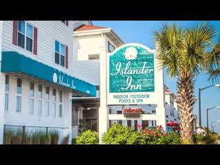 Ocean Isle Beach, NC: Islander Inn