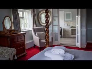Ham, UK: Blazing Donkey Country Hotel-Restaurant