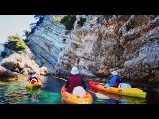 Island of Vis, Kroatia: WearActive
