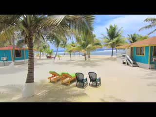 South Water Caye, Belize: Welcome to Paradise