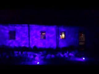 ทรูทออร์คอนซีเควนส์, นิวเม็กซิโก: Night reflects at our hot springs