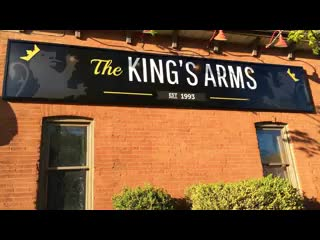 Oakville, Kanada: The King's Arms