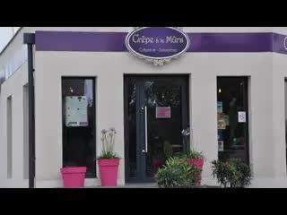 Murs-Erigne, Франция: Crêpe à la Murs