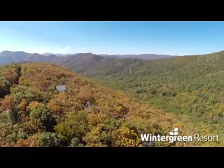 Fall for Wintergreen Resort