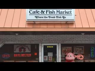 Wooster, OH: BayLobsters Cafe & Fish Market
