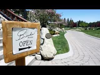 Brooks' Bar & Deck at Edgewood Tahoe