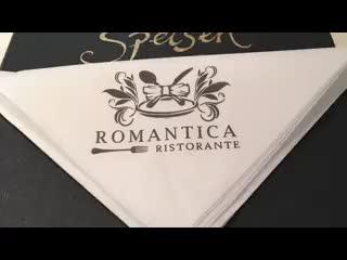 Rumlang, سويسرا: Ristorante Romantica