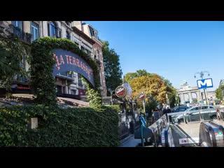 Etterbeek, Βέλγιο: Brasserie la Terrasse