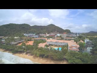 The Perfect Location l Beachfront resort at the southern end of magnificent Ao Nang Beach