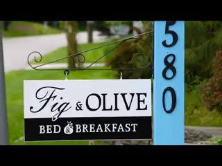 Cutchogue, NY: Fig and Olive Bed and Breakfast