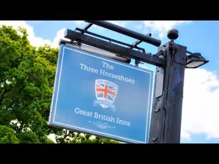 Alcester, UK: The Three Horseshoes