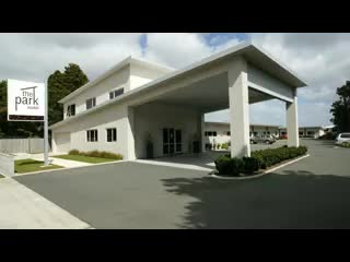 Hawera, Nieuw-Zeeland: The Park Motel