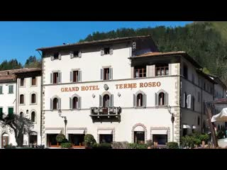 Grand Hotel Terme Roseo - Prices & Reviews (Bagno di Romagna, Italy ...