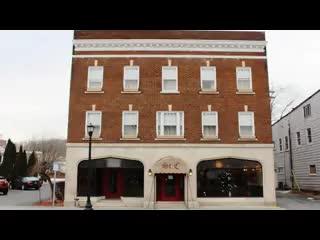 Hudson, NY: St. Charles Hotel