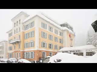 Sils im Engadin, Suiza: Hotel Edelweiss